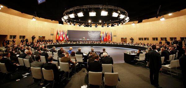Саммит НАТО в Лисабоне