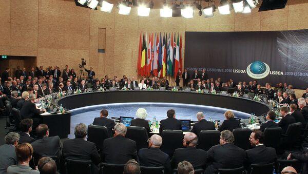 Саммит НАТО в Лиссабоне
