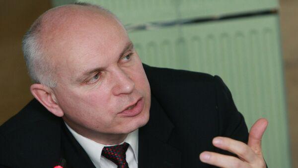Евгений Кожокин на семинаре Россия и Китай в новой международной среде в Подмосковье