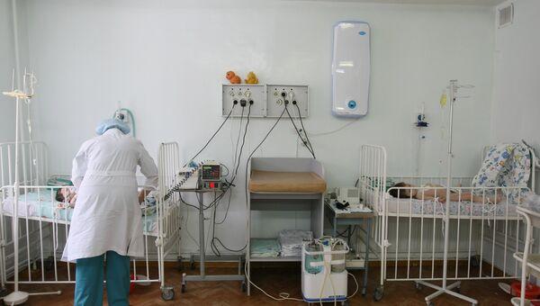 Детская больница. Архивное фото