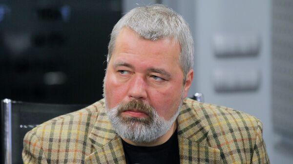 Главный редактор Новой газеты Дмитрий Муратов