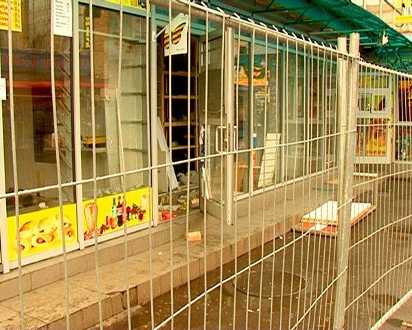 Торговые палатки у Ленинградского вокзала демонтируют за два дня