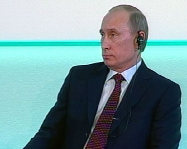 Противники Северного потока хотели заработать на трубе - Путин