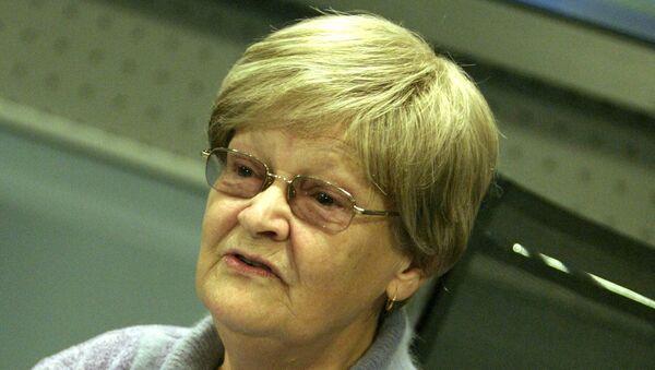 Нина Гребешкова. Архивное фото