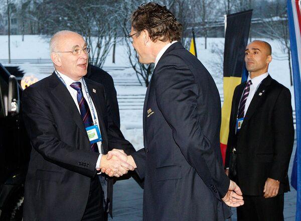 Михаэл ван Прааг и Джером Вальке (слева направо)