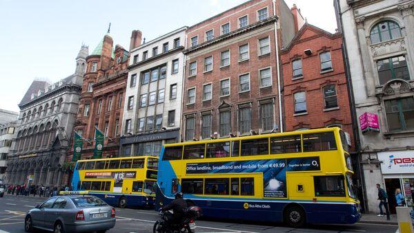 Столица Ирландии. Архивное фото.
