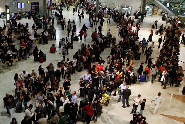 Забастовка авиадиспетчеров в Испании. Ситуация в испанских аэропортах