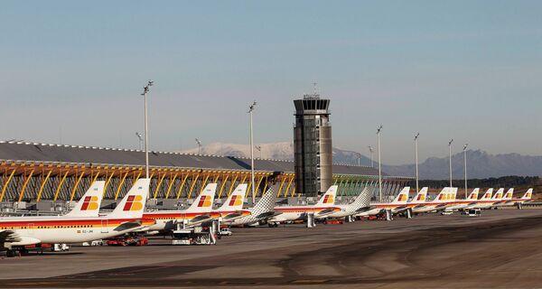 Испанская авиакомпания Iberia