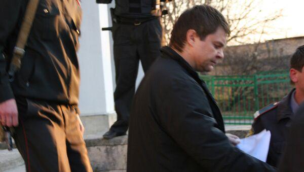 Сергей Цапок заключен под стражу