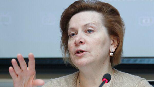 Губернатор Ханты-Мансийского автономного округа – Югры Наталья Комарова. Архивное фото
