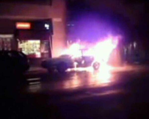 Два взрыва прогремели в Стокгольме. Видео с места ЧП