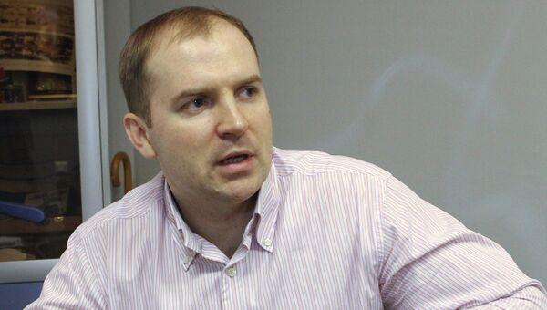 Адвокат Сергей Жорин. Архивное фото