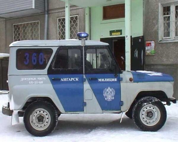 покушение на заместителя главы администрации г.Ангарска