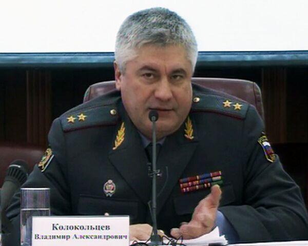 Глава ГУВД Москвы ответил на самые тревожные вопросы жителей города