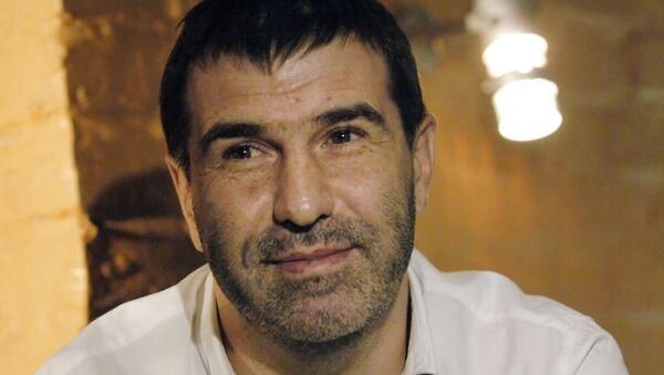 Писатель Евгений Гришковец