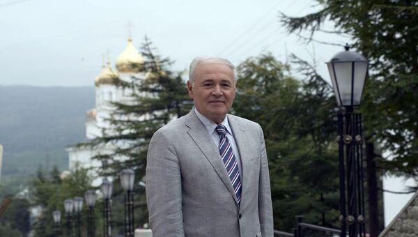И. о. губернатора Колымы Владимир Печеный