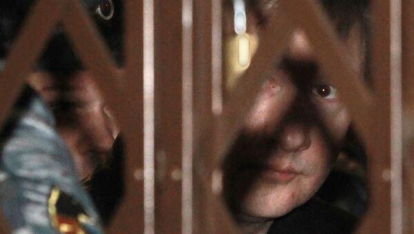 Оглашение приговора по уголовному делу в отношении Изместьева. Архивное фото