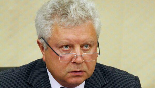 Евгений Серебренников. Архивное фото