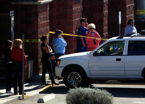 В Аризоне ранена член палаты представителей США Габриэль Гиффордс