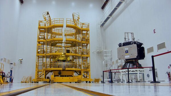 Европейский космический аппарат Галилео