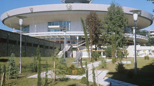 Сочинский цирк, архивное фото