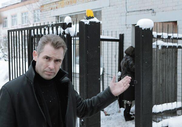 Павел Астахов посетил дом-интернат №4 в Павловске под Петербургом