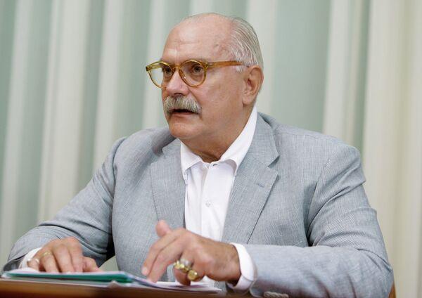 Никита Михалков. Архив