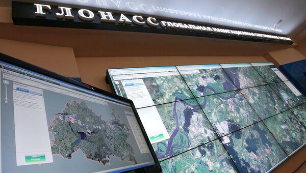 Работа регионального Центра космических услуг в Казани