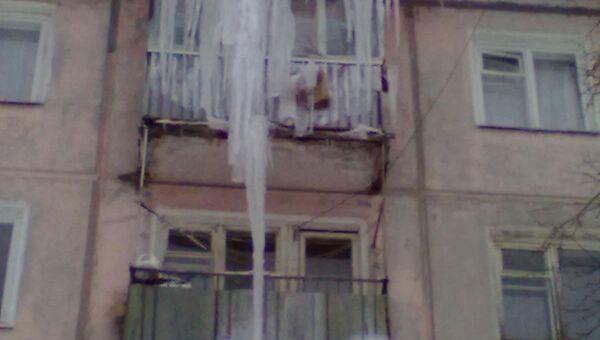 Жилой дом в Брянске. Архивное фото
