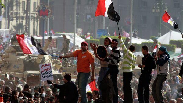 В четверг делегаты от молодежи, протестующей на площади Тахрир, могут вступить в переговоры с властями.