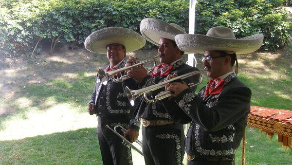 Мексиканские марьячи