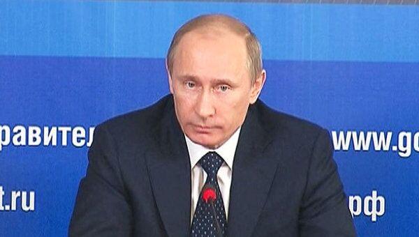 Путин дал команду ФАС разобраться с ценами на топливо