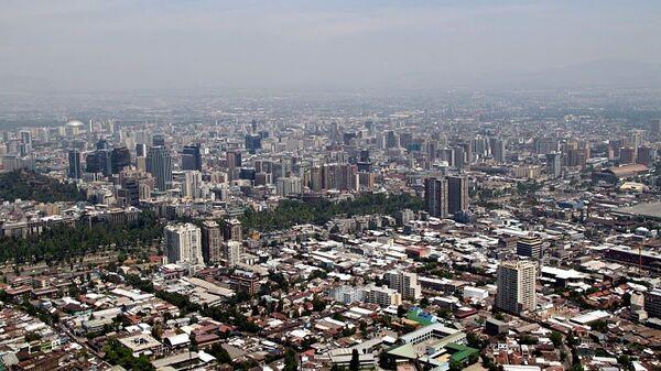 Сантьяго. Архивное фото