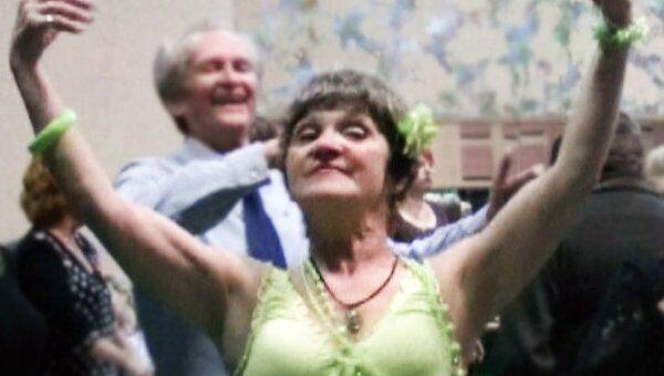 Воронежские пенсионеры ищут друзей и спутников жизни на танцполе