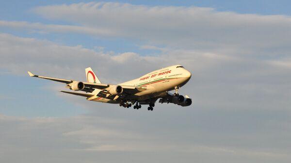 Лайнер авиакомпании Royal Air Maroc. Архивное фото
