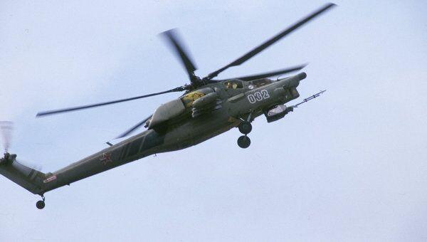 Боевой вертолет круглосуточного действия Ми-28
