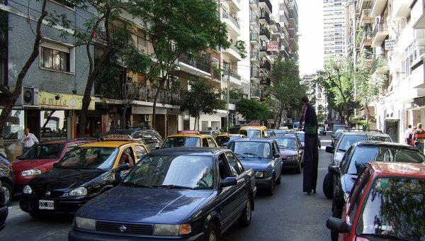 Автомобильный транспорт в Буэнос-Айресе