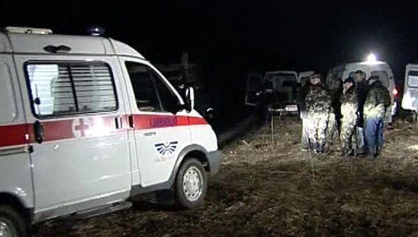 Автобус с туристами из Москвы обстрелян в Кабардино-Балкарии