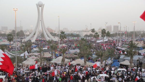 Ситуация в Бахрейне. Архив