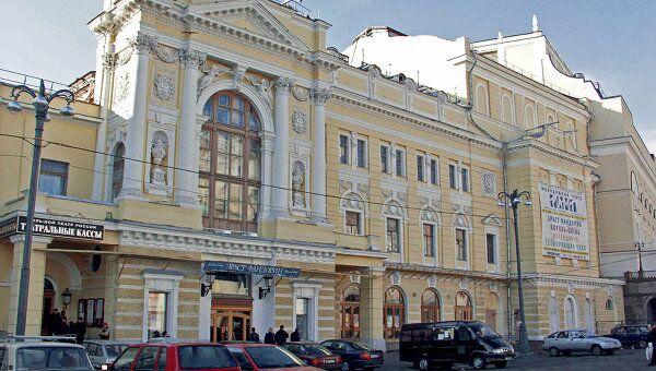 Здание Российского академического молодежного театра