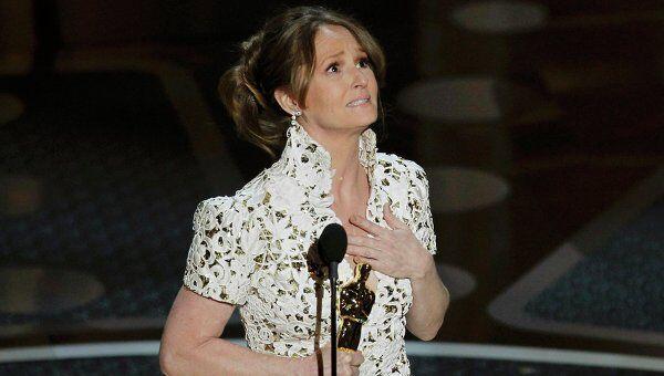 Академия киноискусств признала Мелисса Лео лучшей актрисой второго плана за роль в фильме Боец