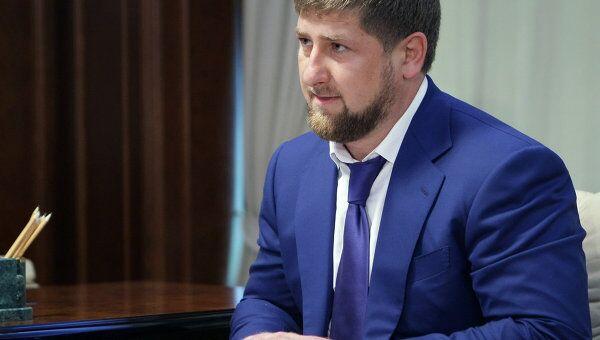 Рамзан Кадыров. Архив