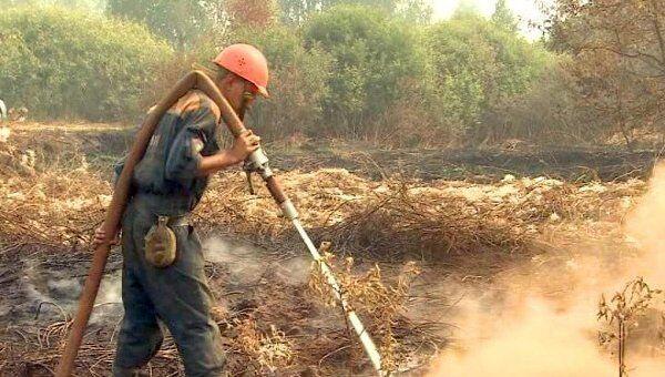 Власти Подмосковья рассказали, как готовятся к пожароопасному сезону