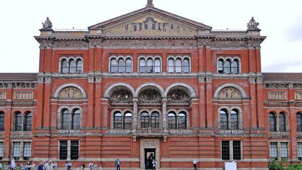 Лондонский музей Виктории и Альберта. Архивное фото
