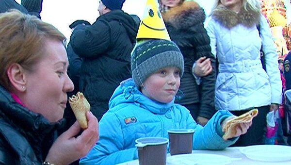 Масленицу в Москве хотят сравнять в популярности с карнавалом в Венеции