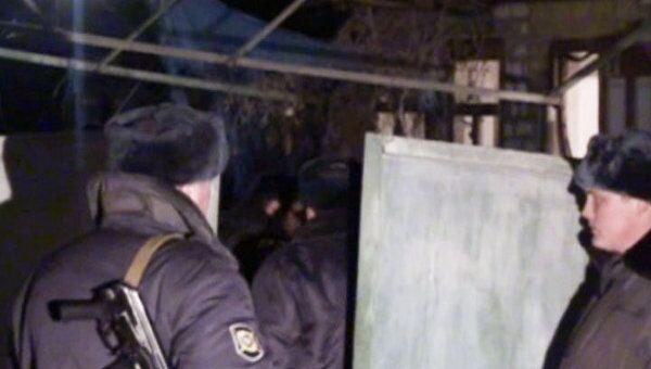 Убийство семьи на ставропольском хуторе