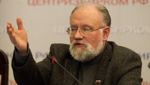 Глава Центральной избирательной комиссии РФ Владимир Чуров. Архив