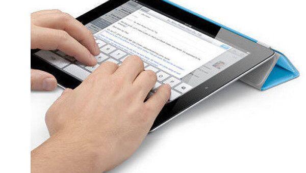 Работа с электронной почтой на iPad 2