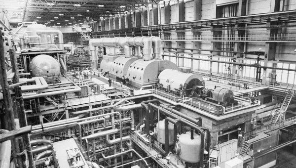 На атомной электростанции Пакш