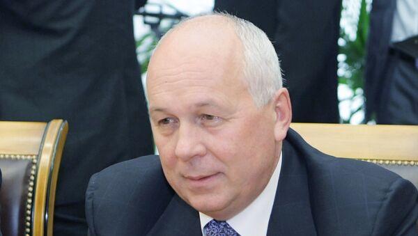 Генеральный директор Государственной корпорации Ростехнологии Сергей Чемезов. Архив